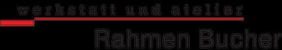 Rahmen Bucher - werkstatt und atelier logo